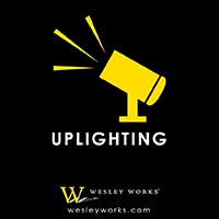 Uplighting by Wesley Works