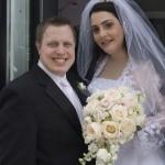 Breeanna & Carl become Mr. & Mrs.