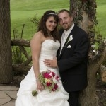 Melissa & Ronnie Winning Wedding Day!