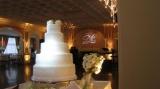 Cake pinspotting and Custom Monogram