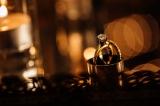 Candlelit ring shot
