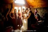 Wedding Dress Goes On