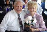 My Parents, Married 63 Years! - These are my beloved parents, Joyce and Edward Hawk. I renewed their vows on their 60th anniversary. We did this on a day cruise on the Spirit Of Philadelphia. My parents, who are 83 and 84 respectively just celebrated their 63rd anniversary! This was probably the hardest ceremony I ever did, just to keep from being too emotional. Can you top their record? I hope your marriage will last as long as theirs has!