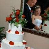 Cake Cutting - ... at Woodstone Country Club.