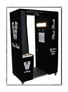 Genuine One Piece Classic Photo Booths