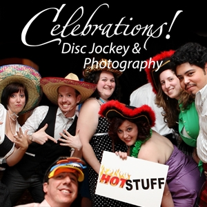 Celebrations Disc Jockey, Photography & Photo Booths